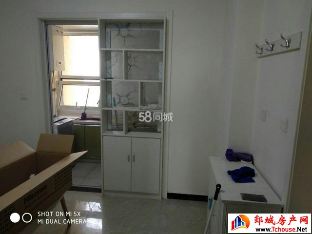 安信现代城 1室1厅 42.0平米 精装修 28万元