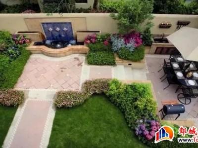有个院子才是理想生活